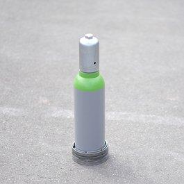 Mischgas 18 82% Argon 18% CO2 - 5l - in der Tauschflasche