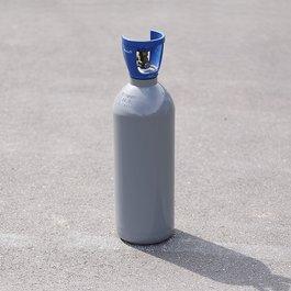Kohlendioxid 2.7 - 10kg kurz mit Steigrohr- in der Tauschflasche