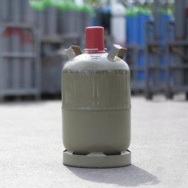 Propan 2.5 - 11kg - Pfandflasche