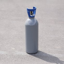 Kohlendioxid 2.7 - 10kg kurz - Pfandflasche