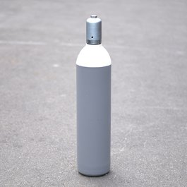 Med. Sauerstoff 2.5 - 10l - Pfandflasche
